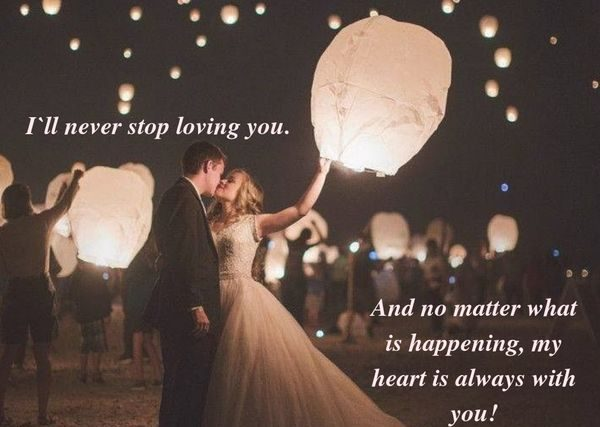 99 Most Touching Love Messages