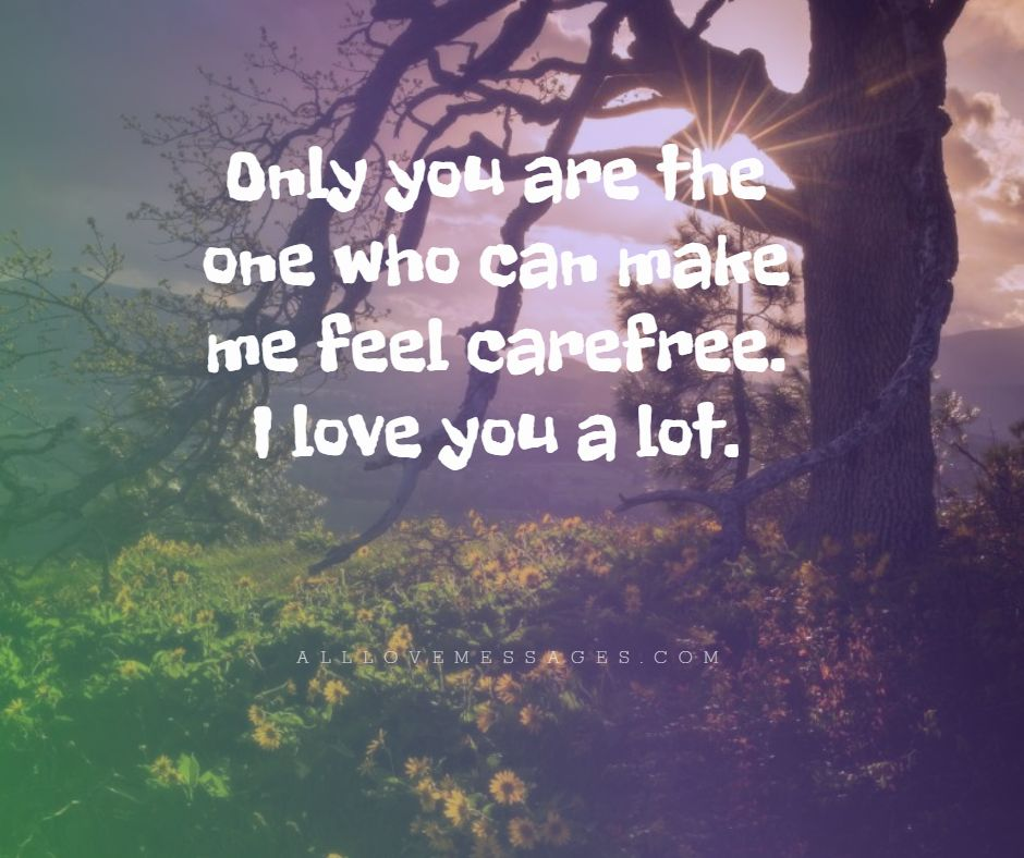 49 Cute & Romantic Love Quote for Him from Heart