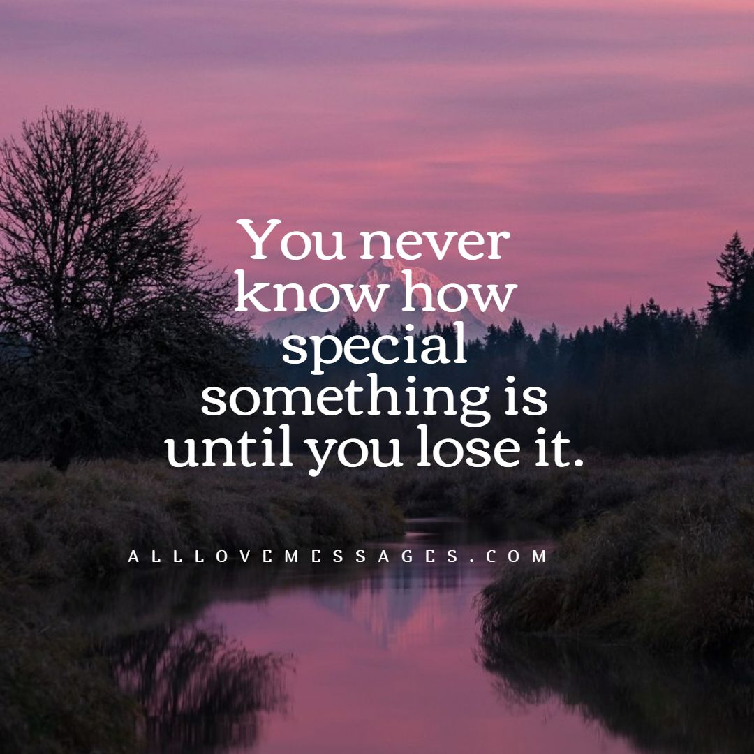 56 Lost Love Quotes