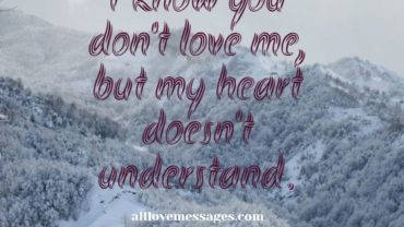 66 You Don't Love Me Quotes