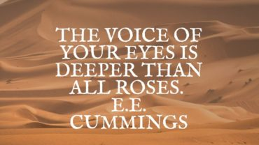 52 Romantic Quotes On Eyes