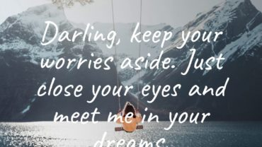 58 Romantic Good Night Love Messages For Her