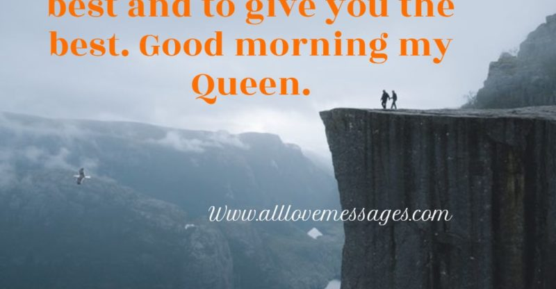 93 Sweet Good Morning Messages for Her