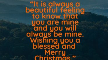 40 Lovely Merry Christmas Messages to Husband