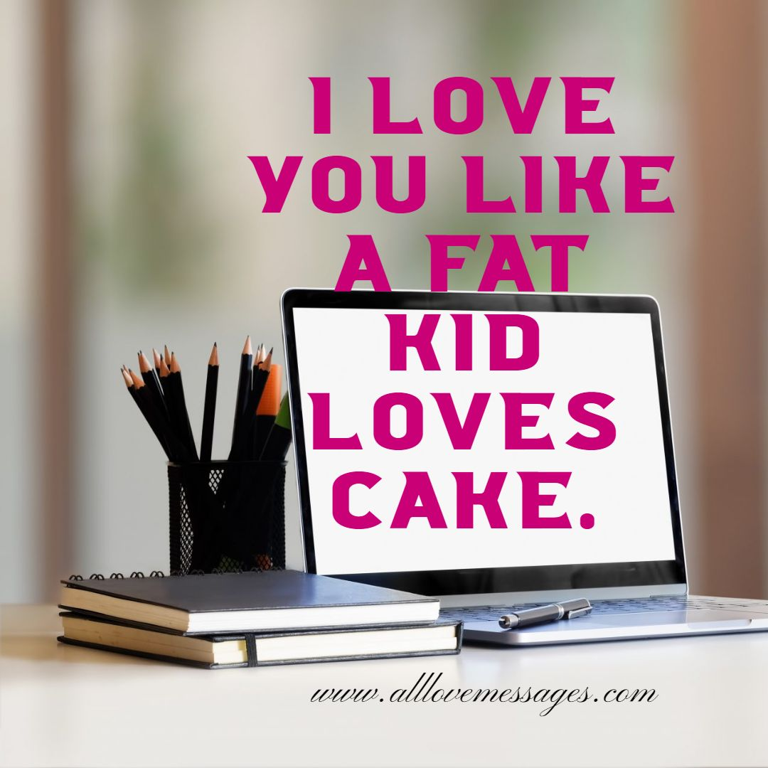 44 I Love You Babe Messages