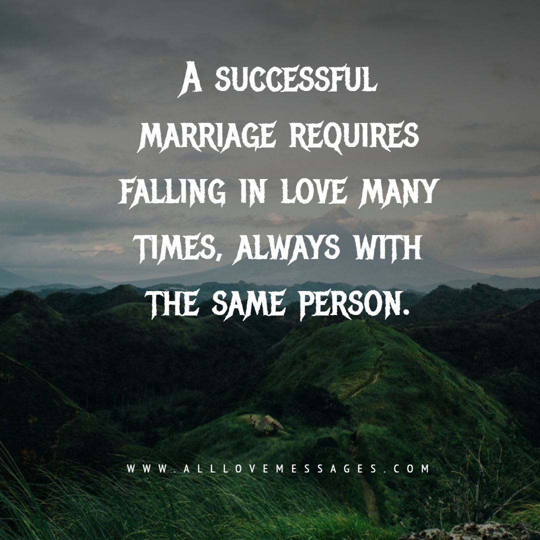 Strong Marriages Quotes