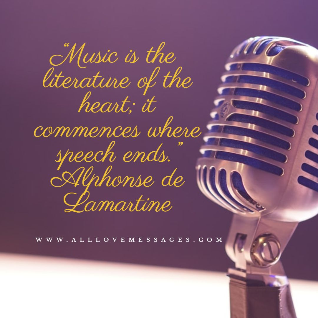 35 Deep Quotes About Music