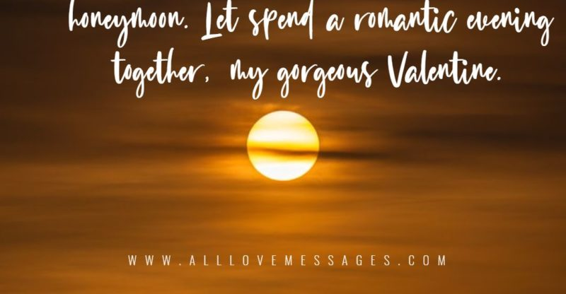 49 Romantic Valentine Day Messages For Husband 2021