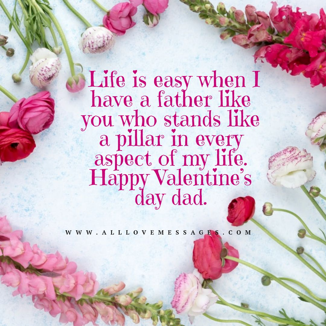 45 Valentines Day Quotes For Dad