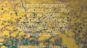 14 Happy Valentines Day Cousin Quotes
