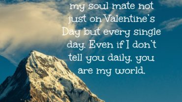 99 Cute Happy Valentine Messages For Boyfriend