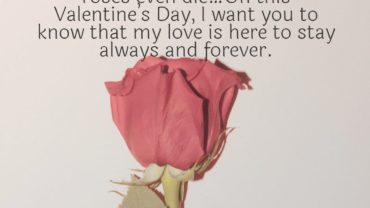 78 Cute Valentine Messages For Girlfriend